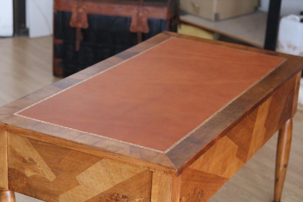 avant apr s r novation et reteinte l 39 atelier relook cuir. Black Bedroom Furniture Sets. Home Design Ideas