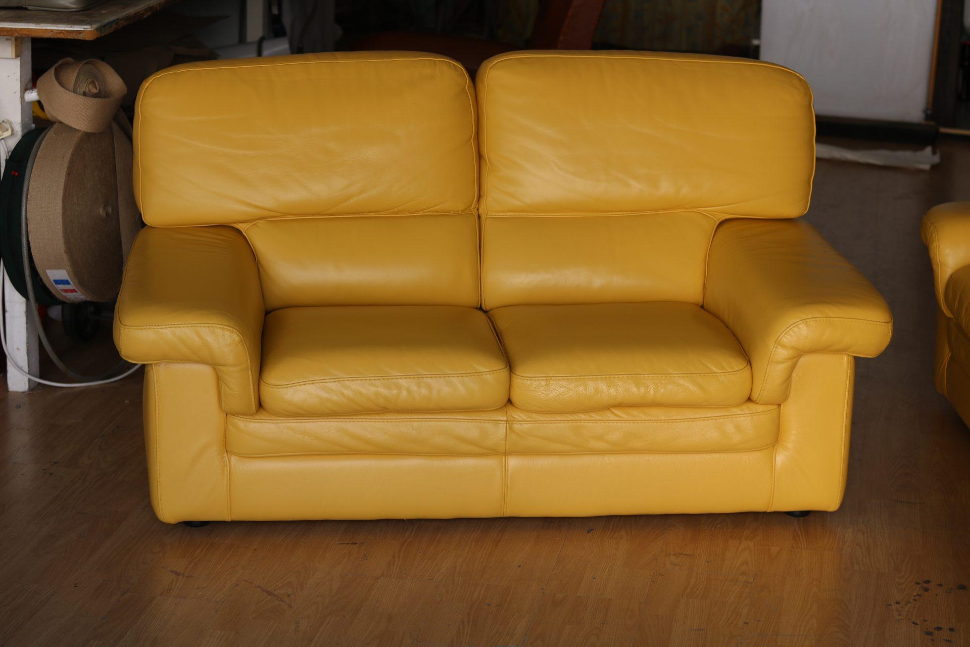 avant apr s r novation et reteinte l 39 atelier relook cuir n mes. Black Bedroom Furniture Sets. Home Design Ideas